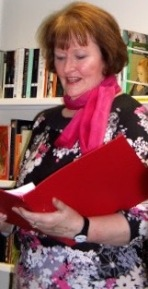 20130422 Sharon Larkin at Poetry Factory DSCF6192 (1)