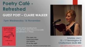 Claire Walker