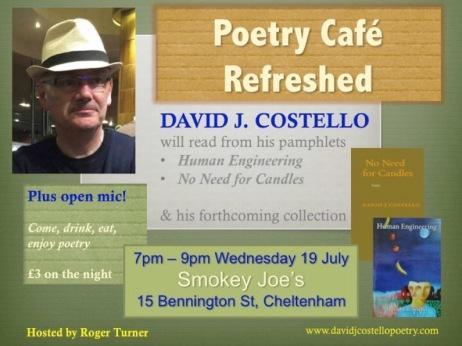 David J Costello